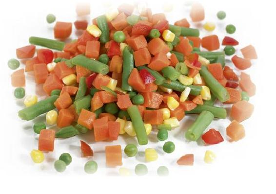Wholesale frozen vegetables mix mexican - Garden Fresh by Kühne & Heitz