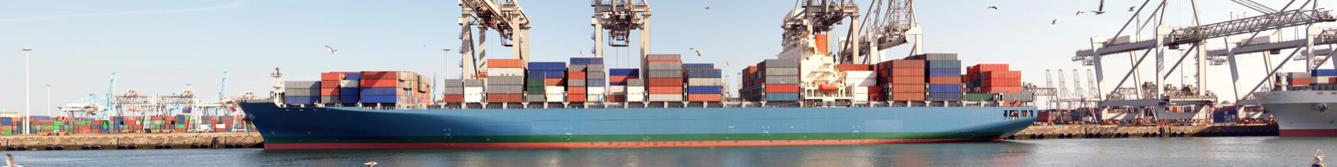 import export trade full container load cif